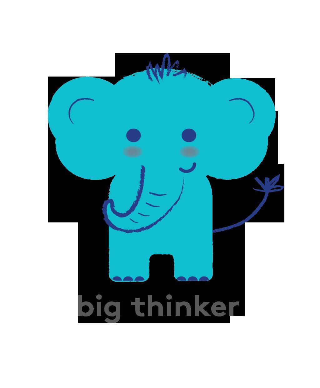 Elephant: Big Thinker