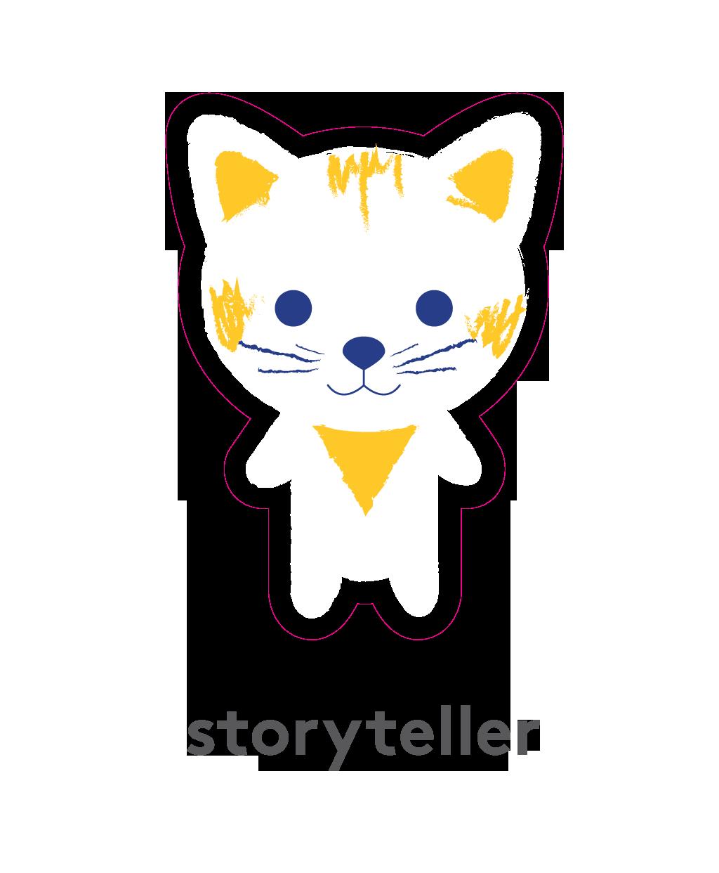 Cat: Story Teller