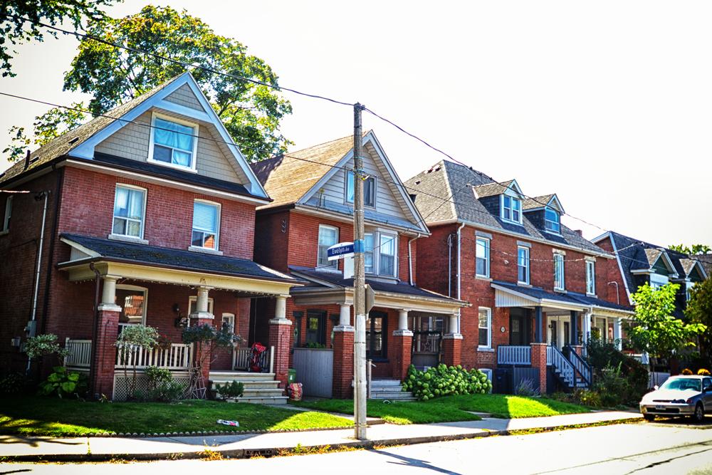 Bloor West Village Neighbourhood