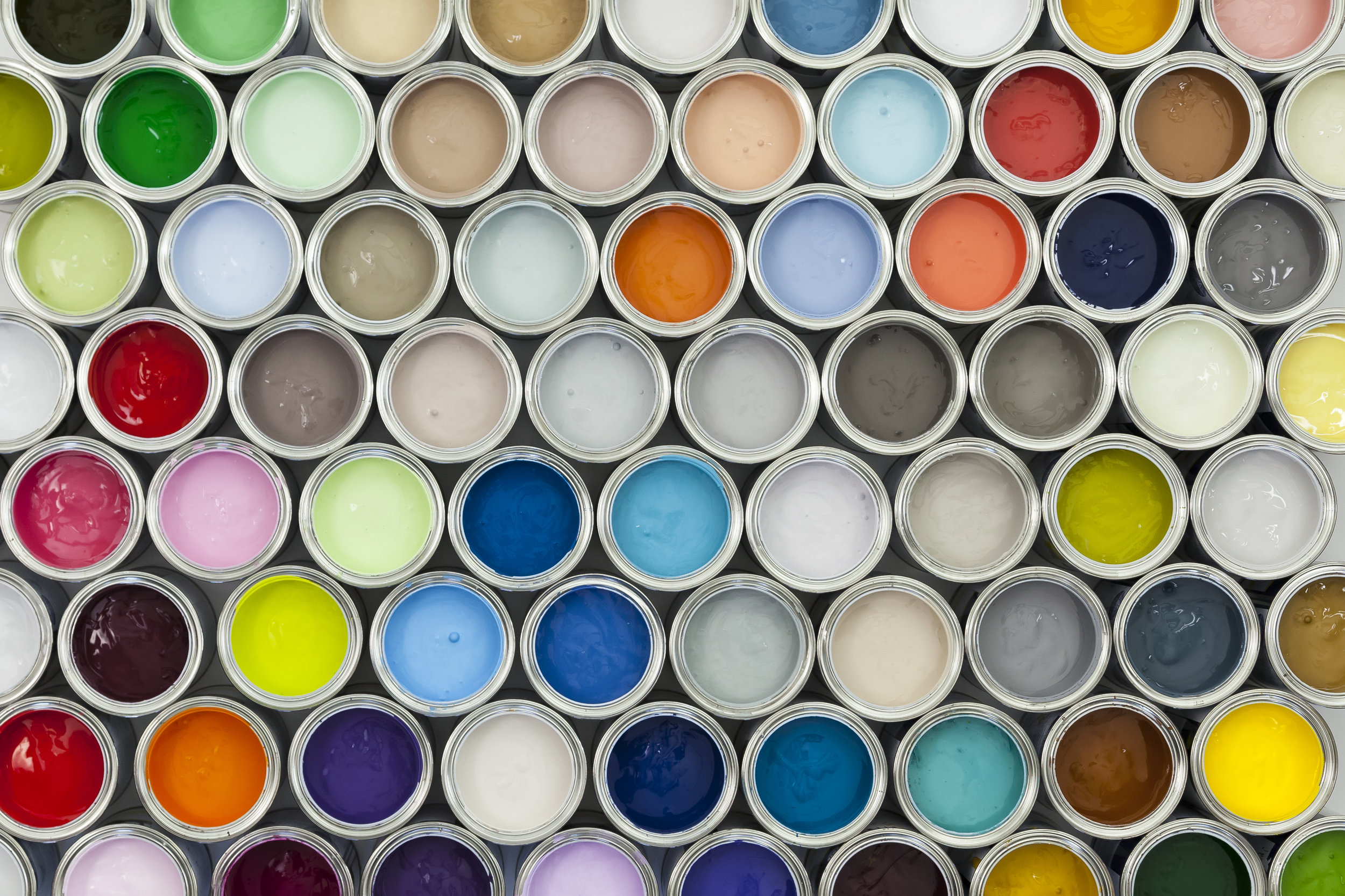 Which paint colour should you choose? - Just ask and we'll be happy to help you pick.