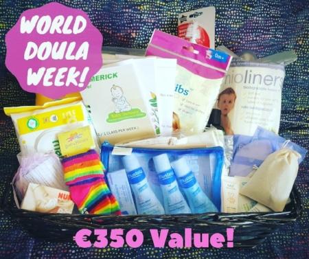 Limerick Doula Services Giveaway Hamper