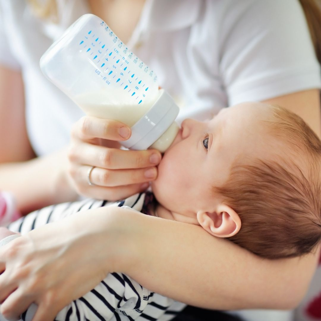 Unable to Breastfeed