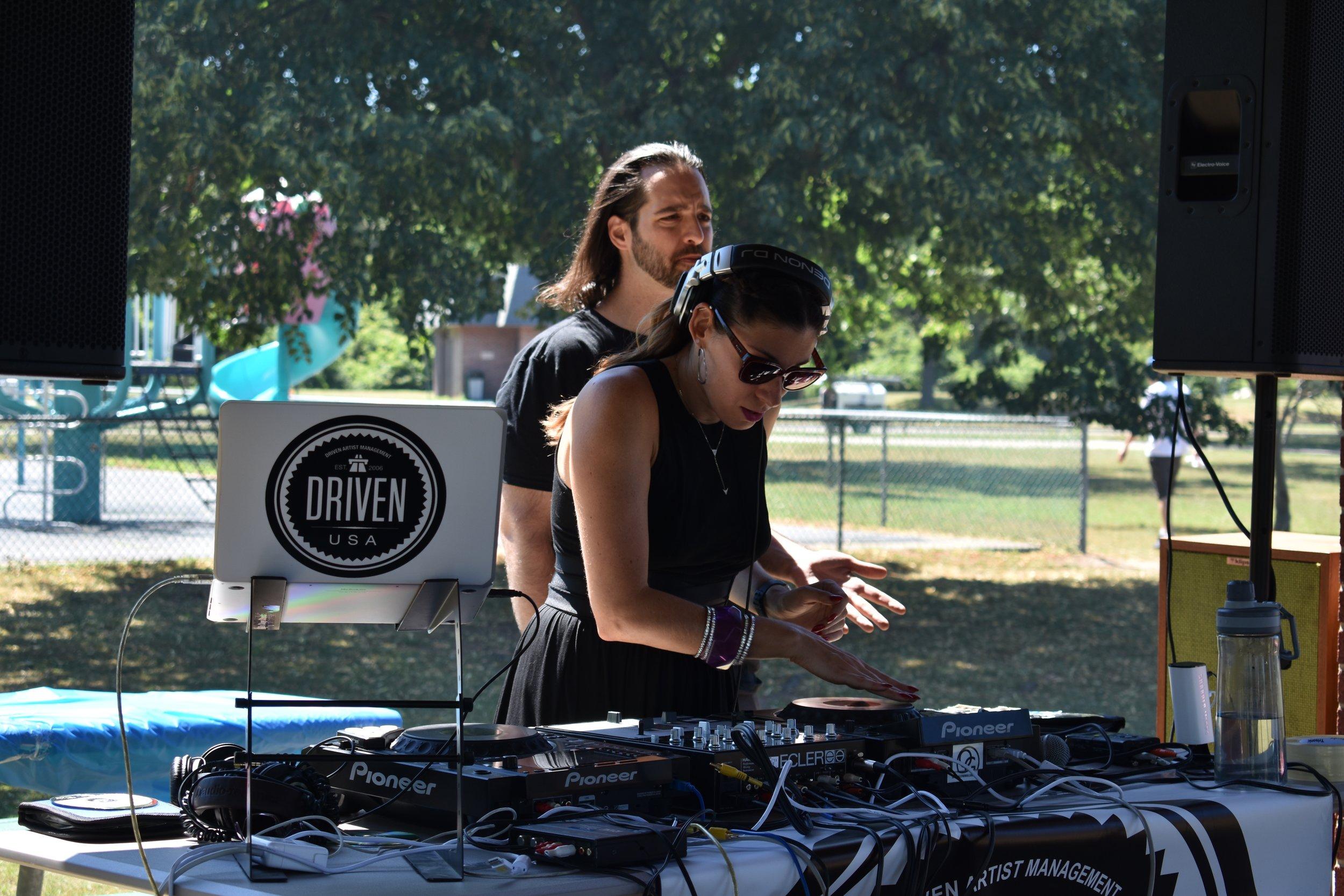 DJ STRIFE @ 14th Annual DnB BBQ - Cedar Creek Park, New York  July 7th, 2018   https://youtu.be/nbn2L4DJCfI