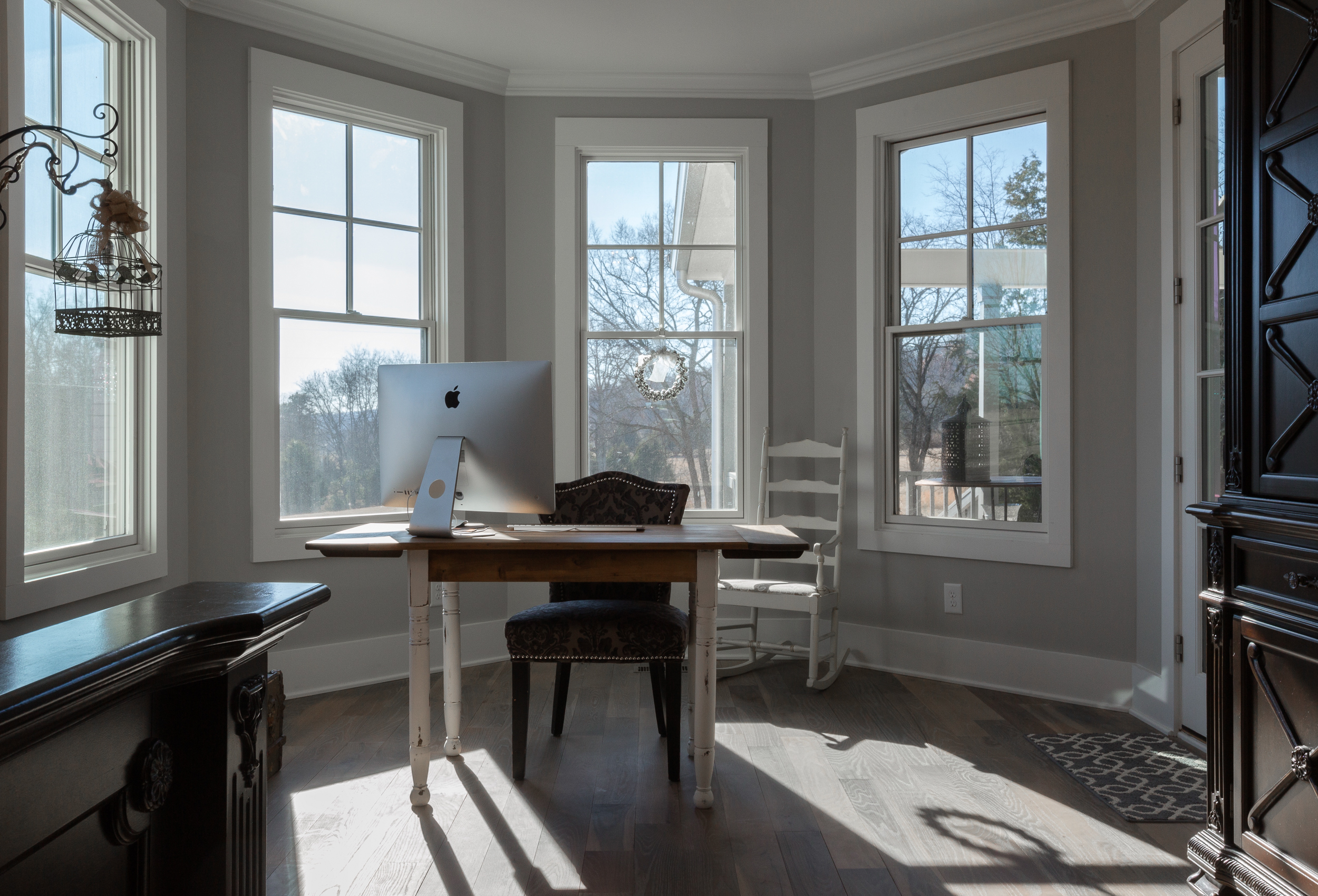 domophotos high standard real estate photography - Nashville, TN home office