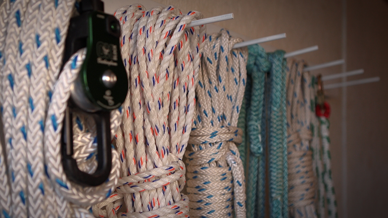 Care of Rope