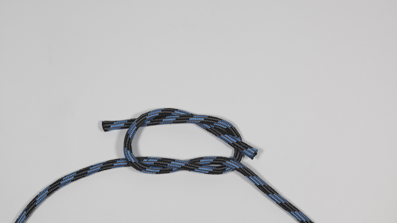 Square Knot (No Hands)