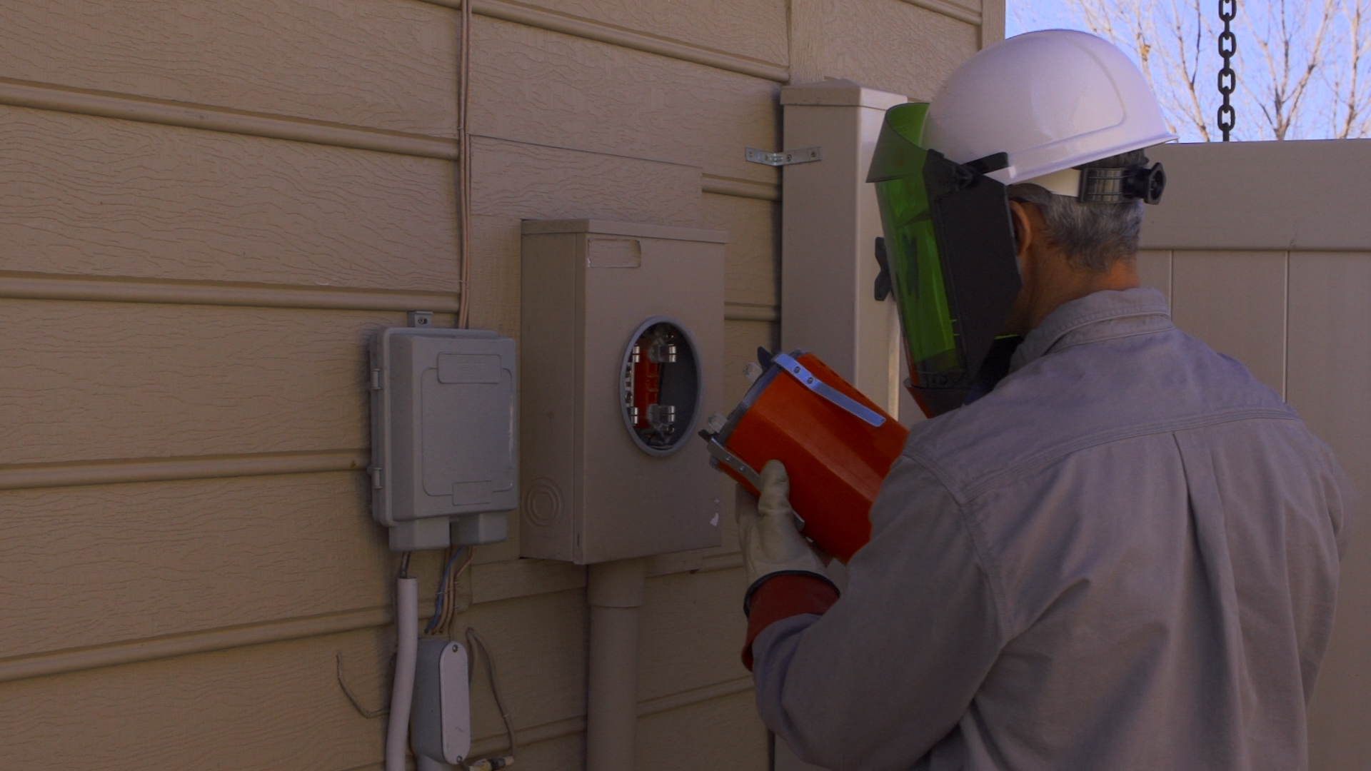 Meter Testing and Installation