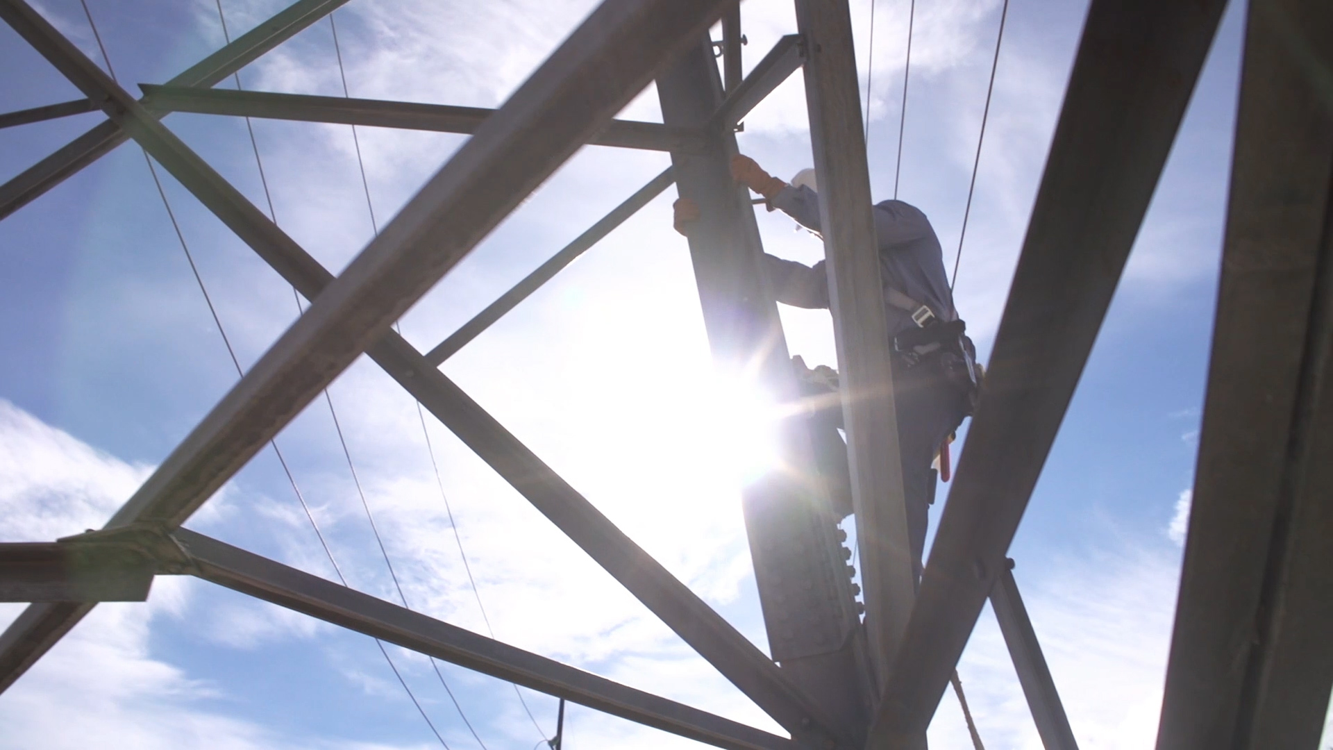 From Military to Lineman: Brandon's Story