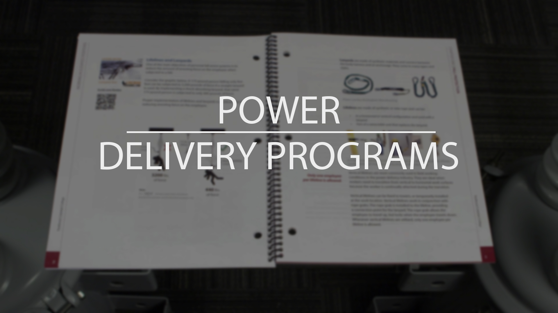 Power Delivery Programs
