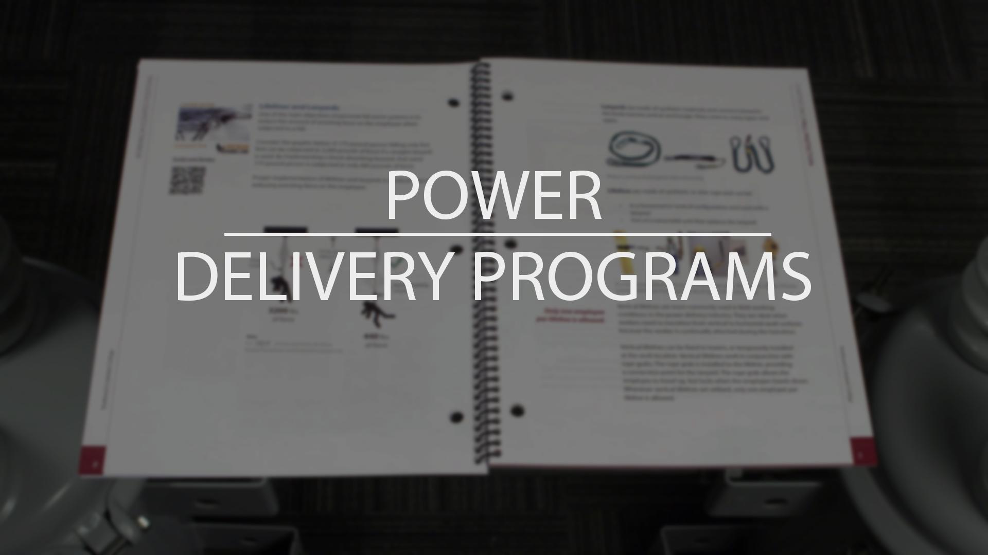 Power Delivery Program