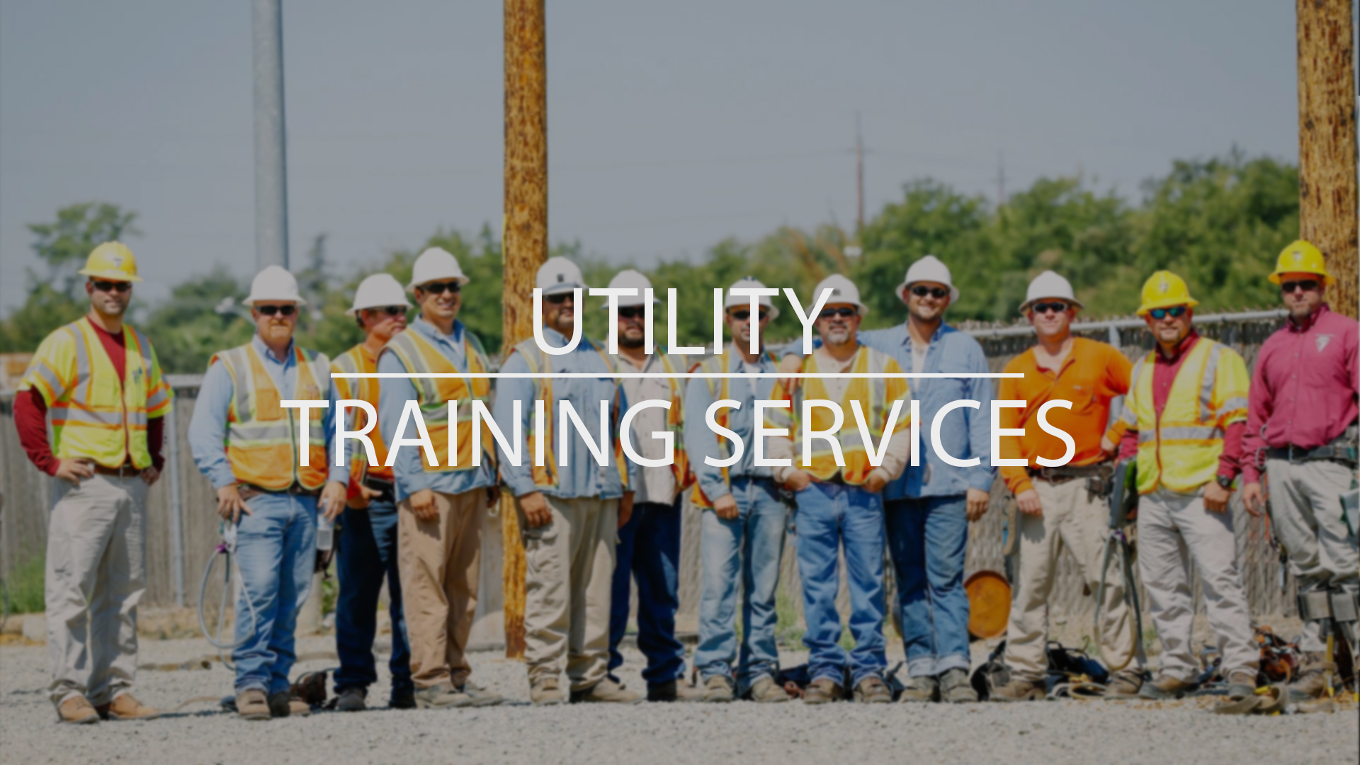 Utility Training Services
