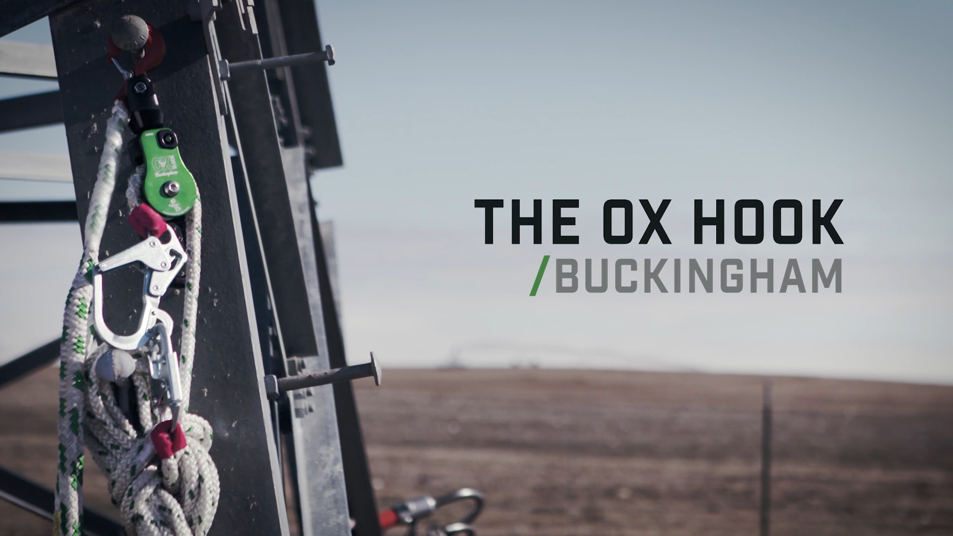 The OX Hook