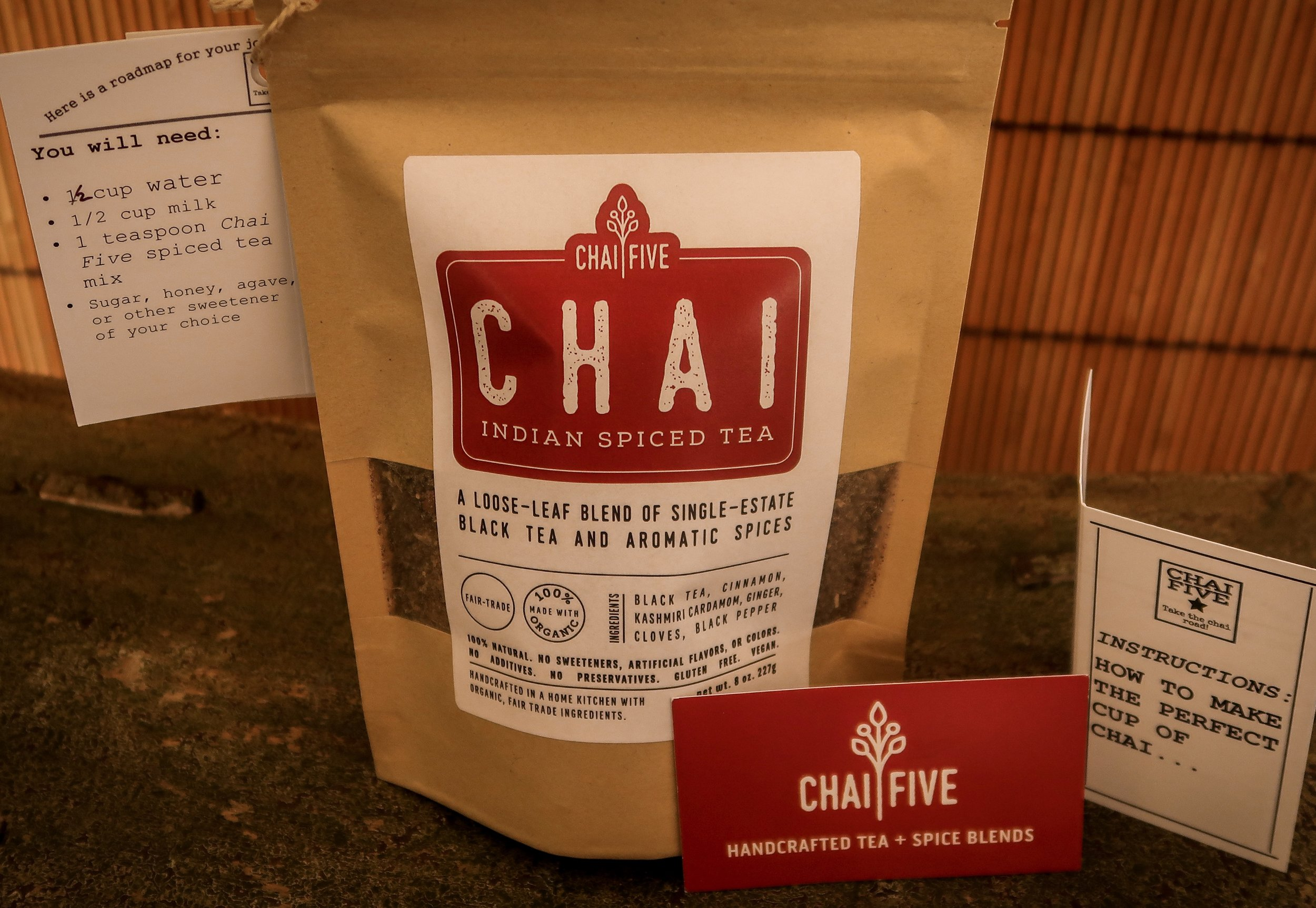 Chai Five Tea