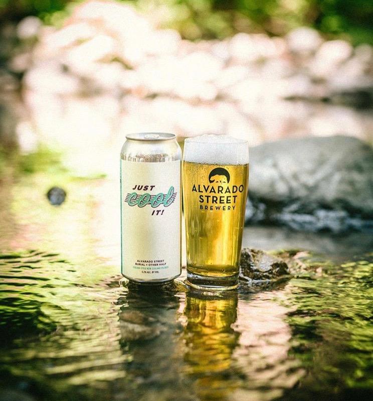 Photo courtesy of Alvarado Street Brewery