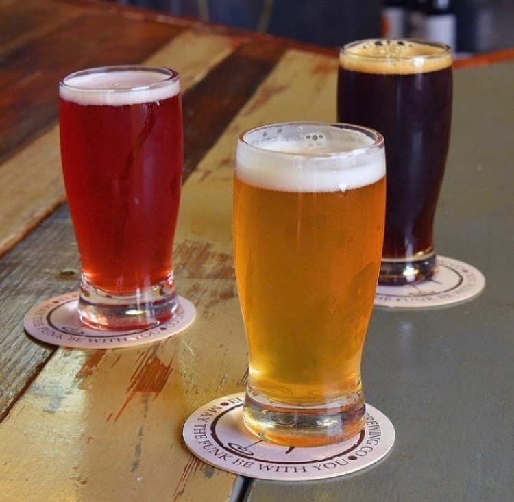 Photo courtesy of Elkhorn Slough Brewing Company