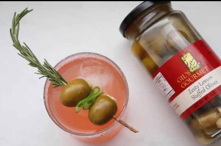 Olives and Garlic -