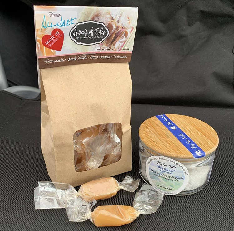 Sweets of Eden - Caramels are some of our favorite sweets, and Sweets of Eden delivers arguably some of the best in the world! We can never decide on a favorite between the vanilla, sea salt, or coffee flavors. Perhaps you can try them out on one of our tours and help us decide?