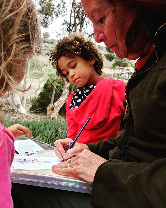 Narrating is an art, like poetry-making or painting, because it is there, in every child's mind, waiting to be discovered and is not the result of any process of disciplinary education. - Charlotte Mason  _ #charlottemason #forestschool #naturallearning #narration #natureconnection