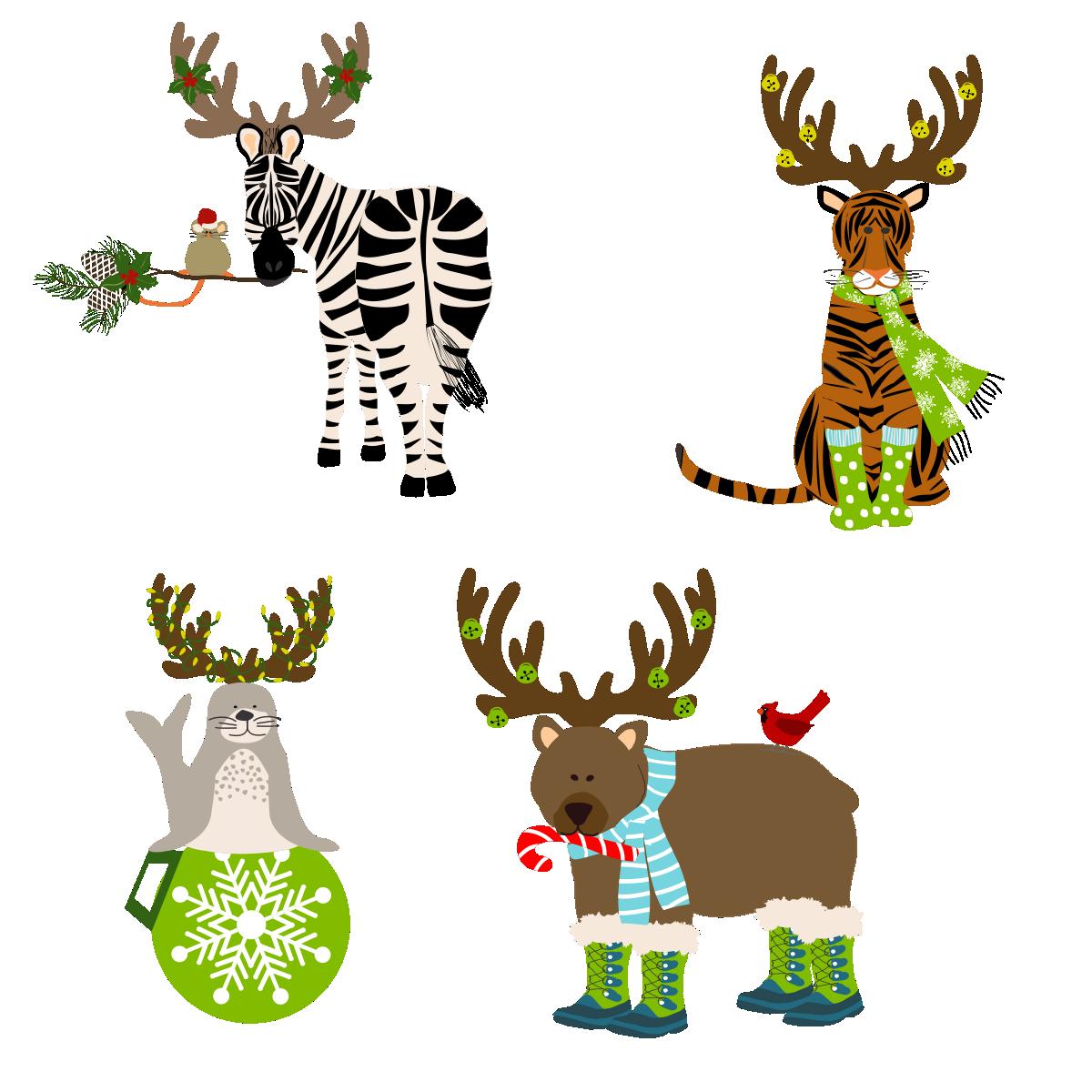 reindeer animals.png