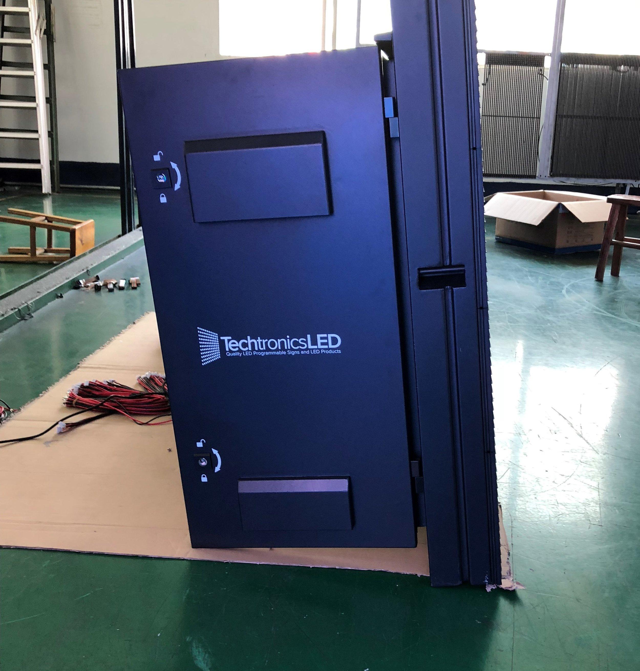 Standard Rear Access Cabinets