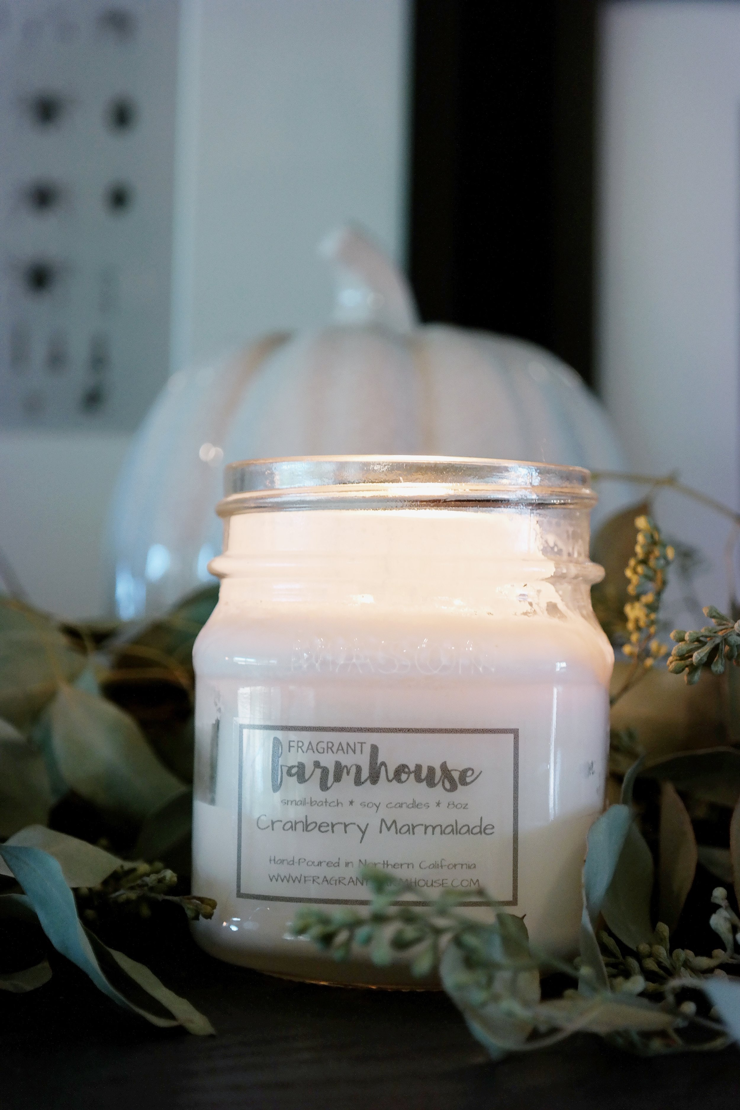 Fall Fragrance | katiekubitz.com
