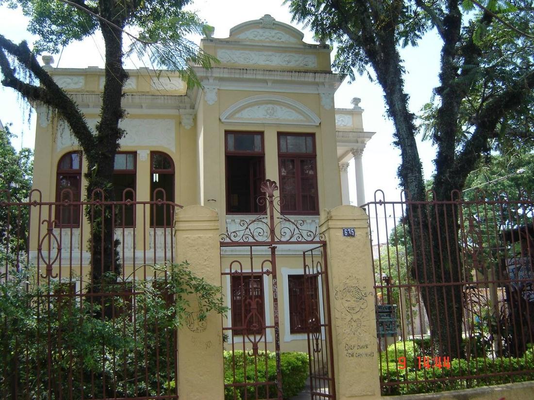 Casarão construído em 1919 passa pelas últimas adequações para receber a tradicional instituição da história musical da capital gaúcha