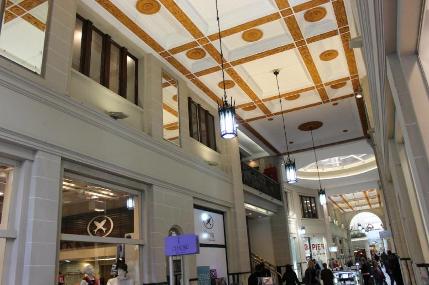 A restauração promovida em 2011 buscou preservar o charme e a originalidade da construção (Foto/Divulgação)