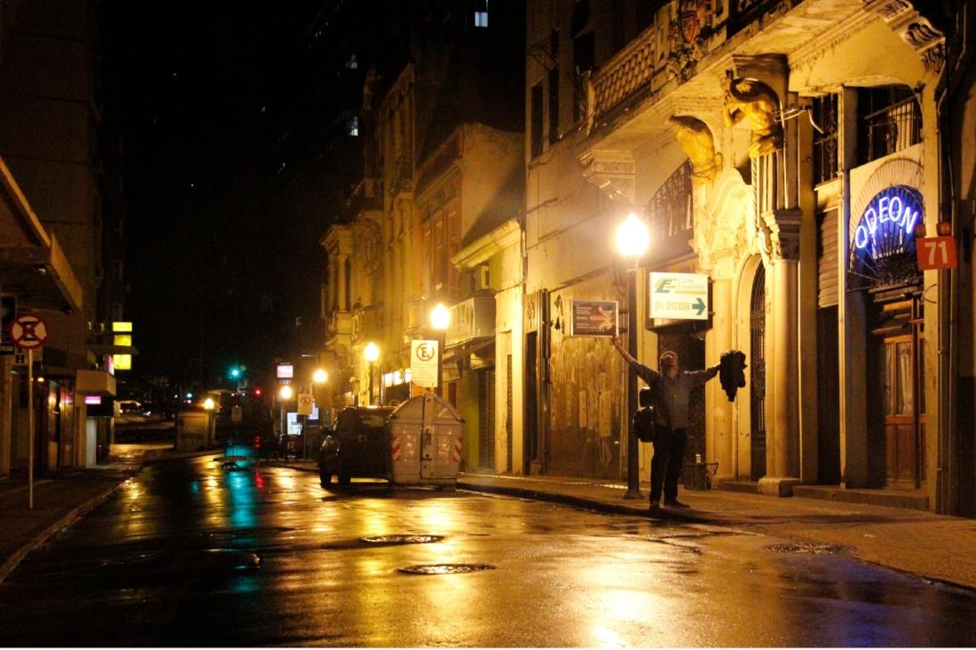 As noites do Odeon preservam o encanto de uma boemia que está desaparecendo de cena (As fotos que ilustram essa matéria são de Marcos Monteiro)