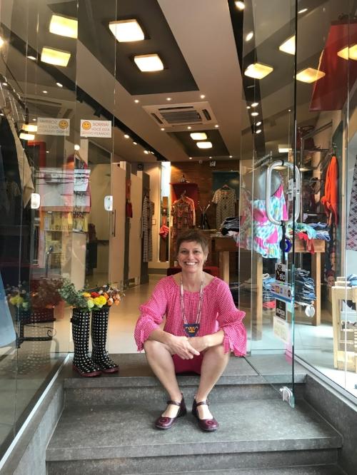 """Simone Moro, da Profana: """"A roupa expressa o que a pessoa está sentindo"""""""