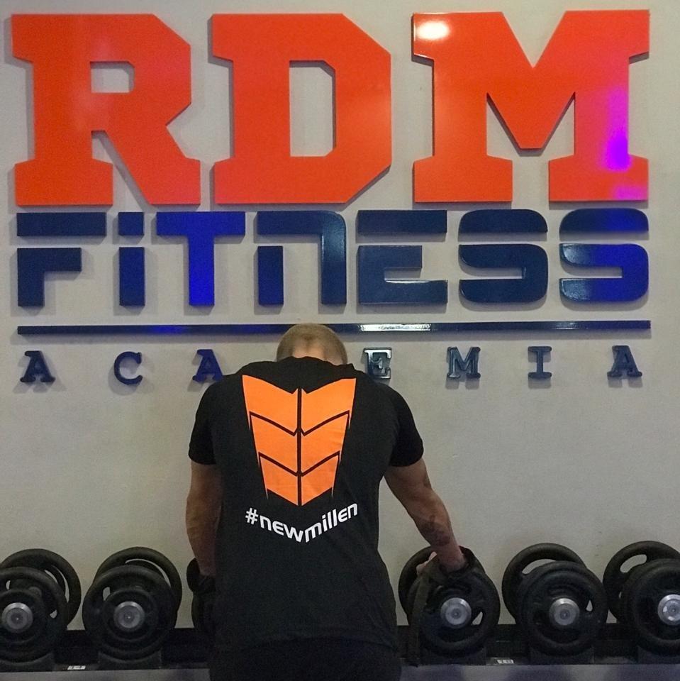 A RDM Fitness se manifestou oficialmente após incidente em que um dos frequentadores se sentiu ofendido com comentários homofóbicos (Fotos/Divulgação)