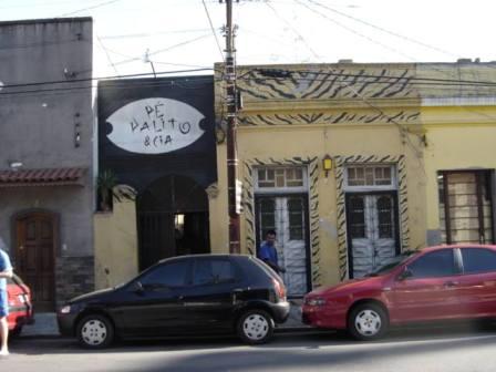 A fachada do Pé Palito, na Rua João Alfredo, 577