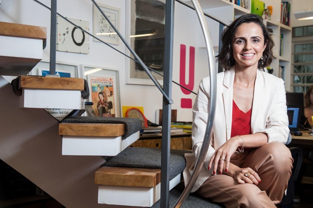 """Francine Lemos, da CAUSE: consultoria para ajudar as marcas a se engajarem com """"convicção, coerência e consistência"""" (Foto/Divulgação)"""