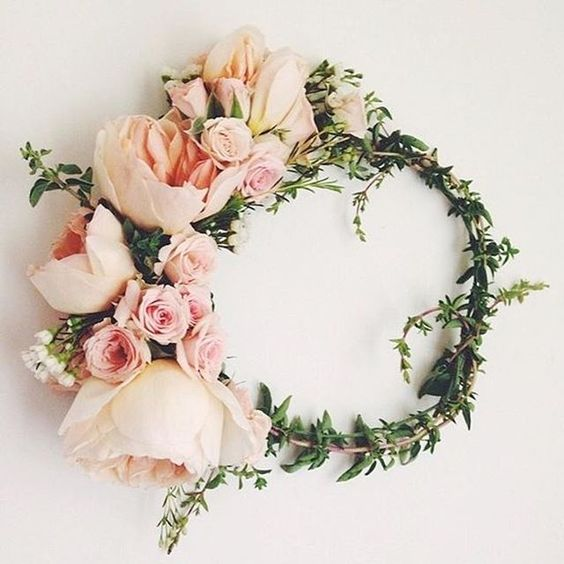 Flower crown -