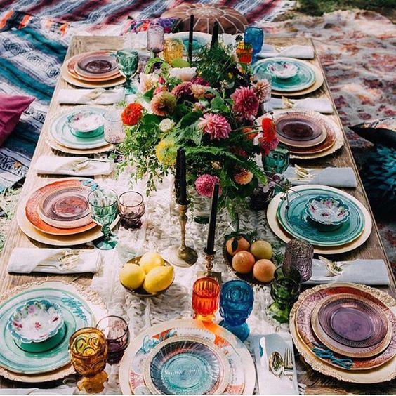 final dinner celebration -