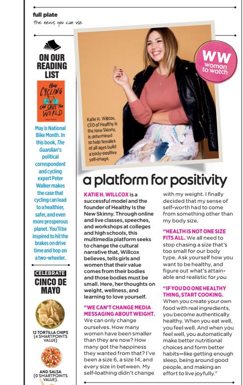 Weight Watcher Magazine