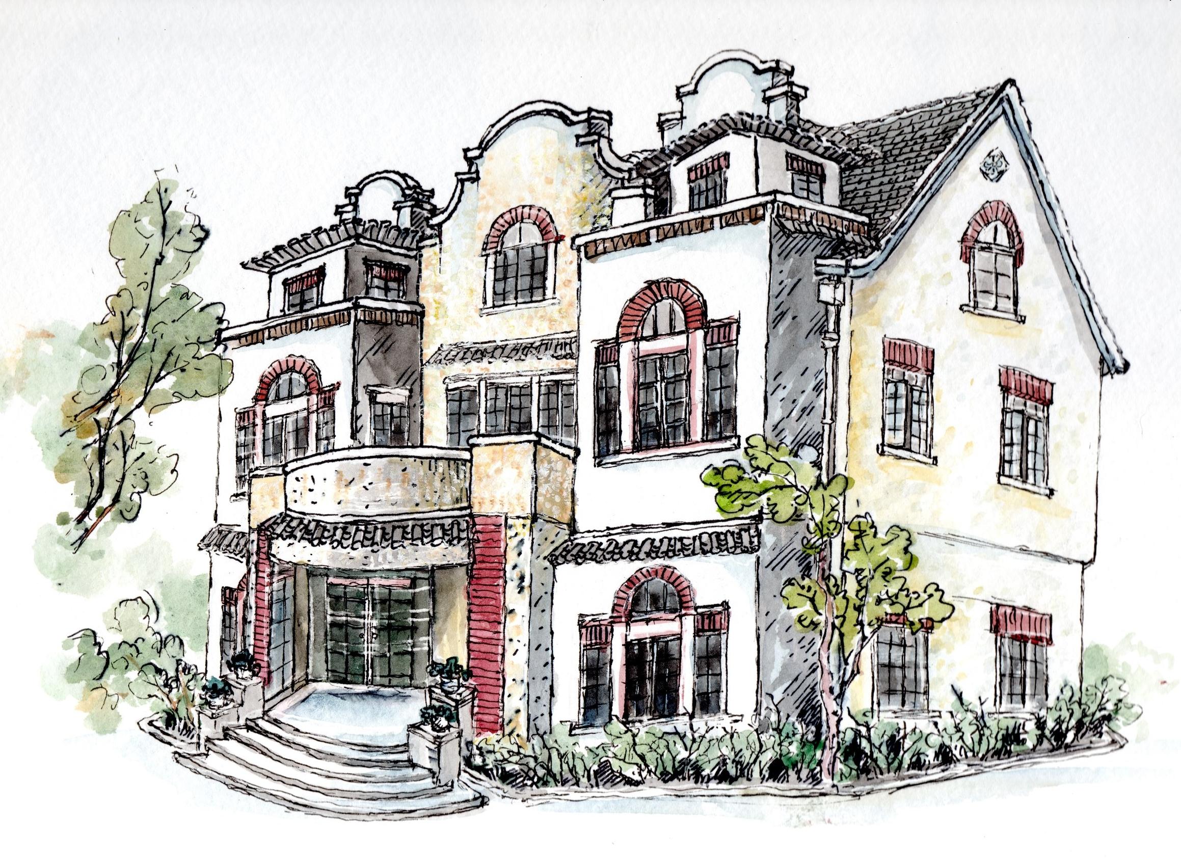 367 Zhenning Road, recreated -