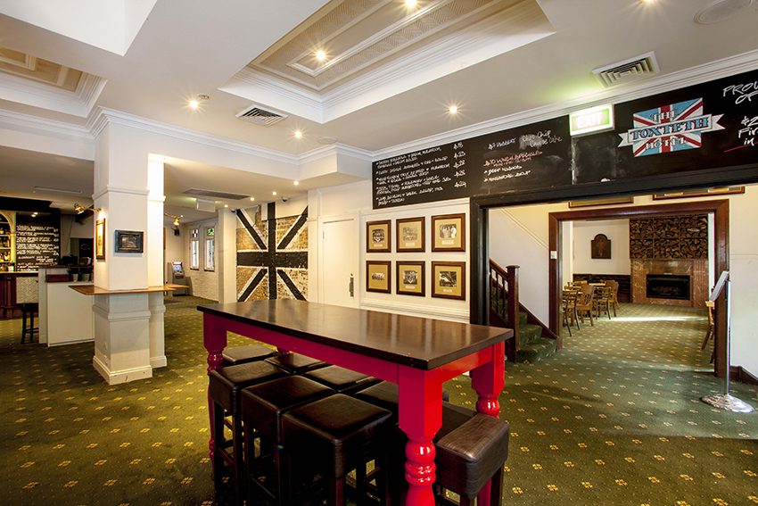 The Toxteth Hotel - Glebe
