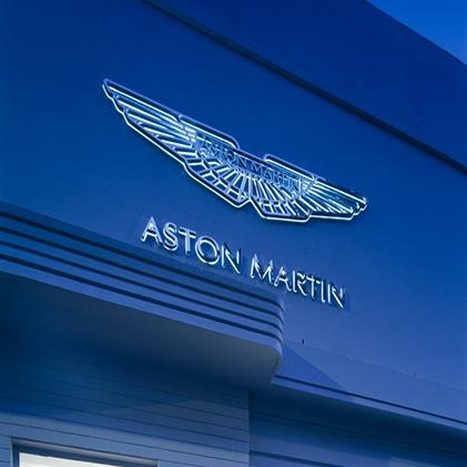 Trivette Automotive Showroom - Sydney