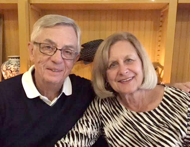 Ken & Barb  - Ken and Barb Larson founded God's Ancient Library, a collection of rare Torah scrolls from around the world. To date, they have given 52 Torahs to seminaries, museums, and other organizations for teaching, research, and public engagement.