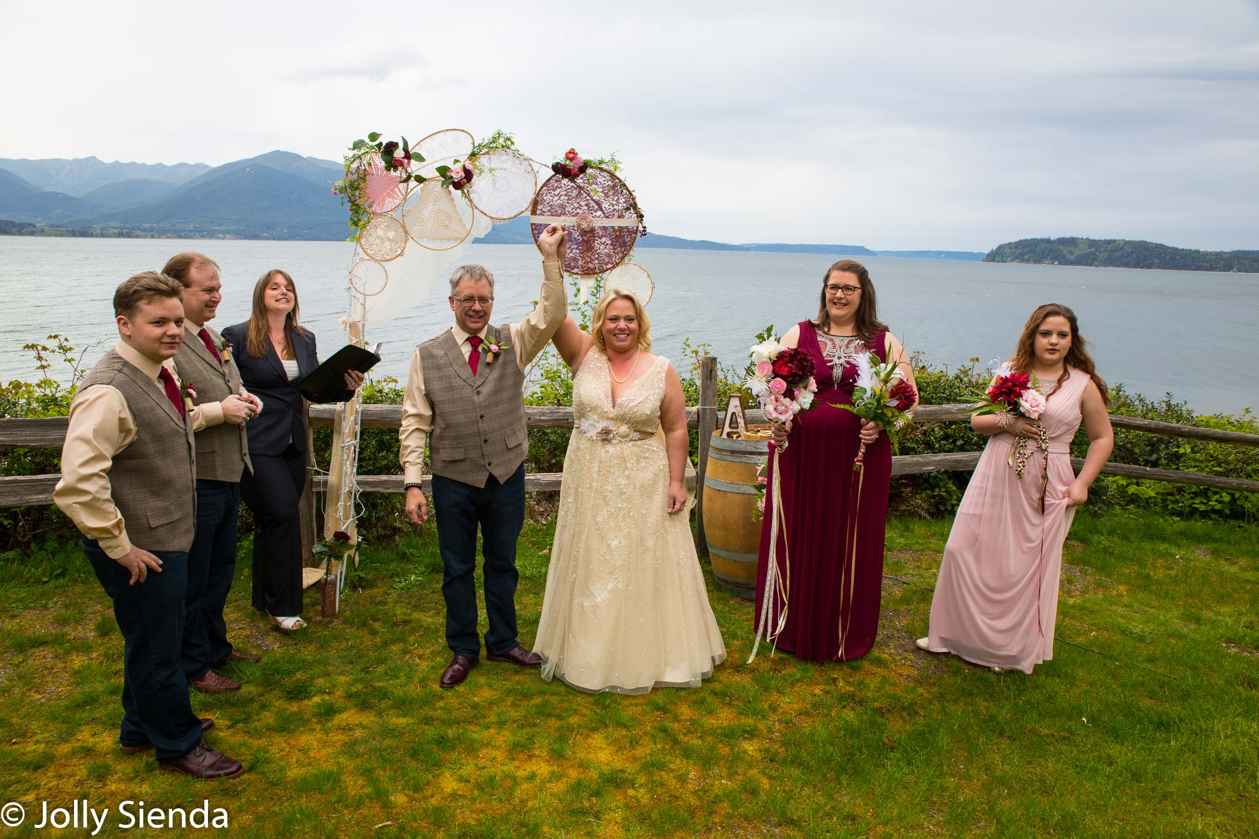 April and Brian Gage Wedding photography