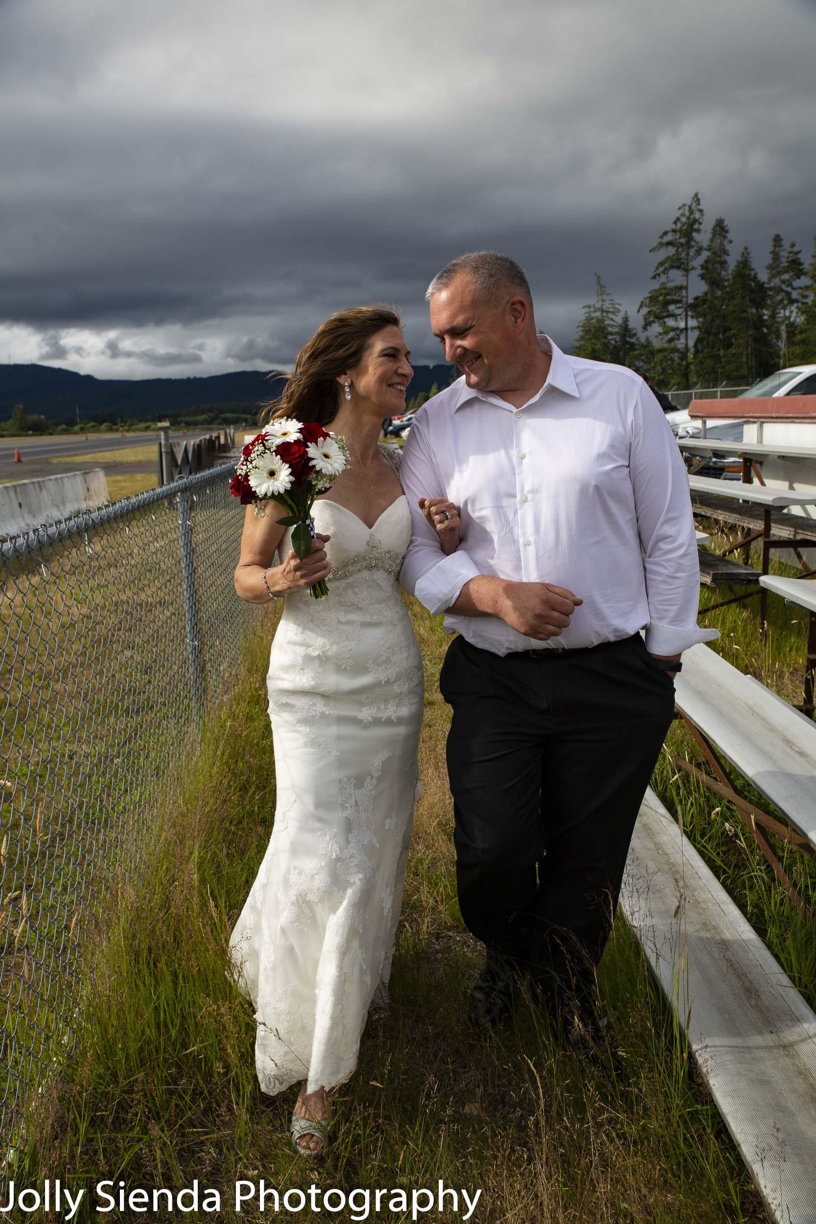 Joe and Cathy Darlington Graham Wedding Photography