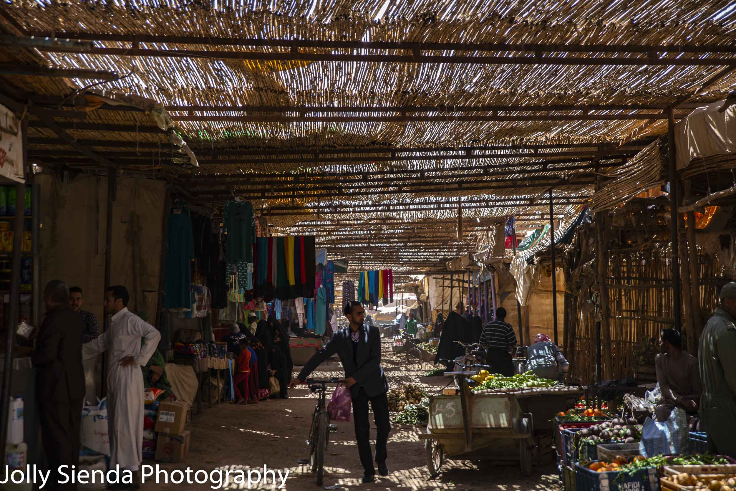 Market day at the souk