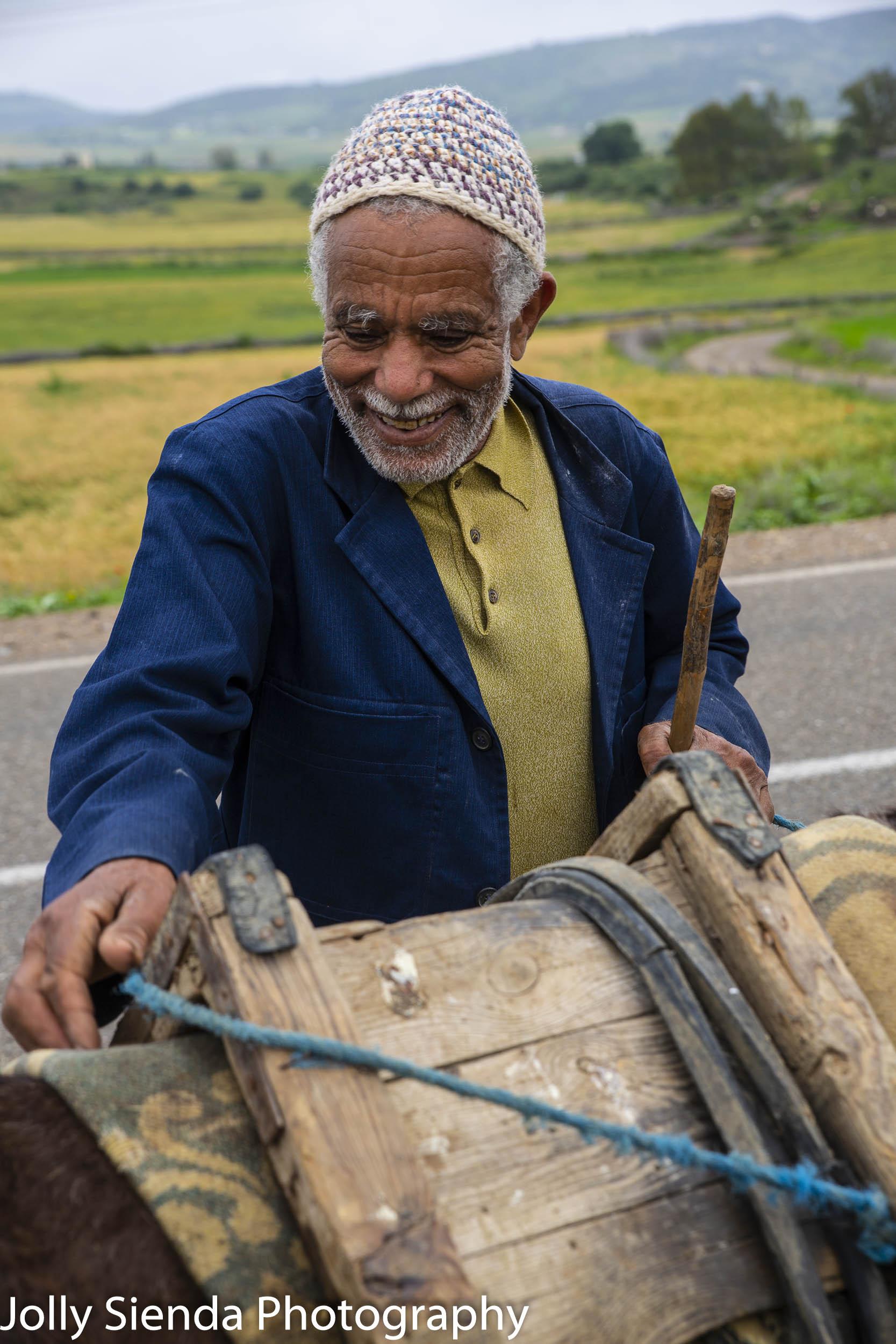 Moroccan Berber Shepherd