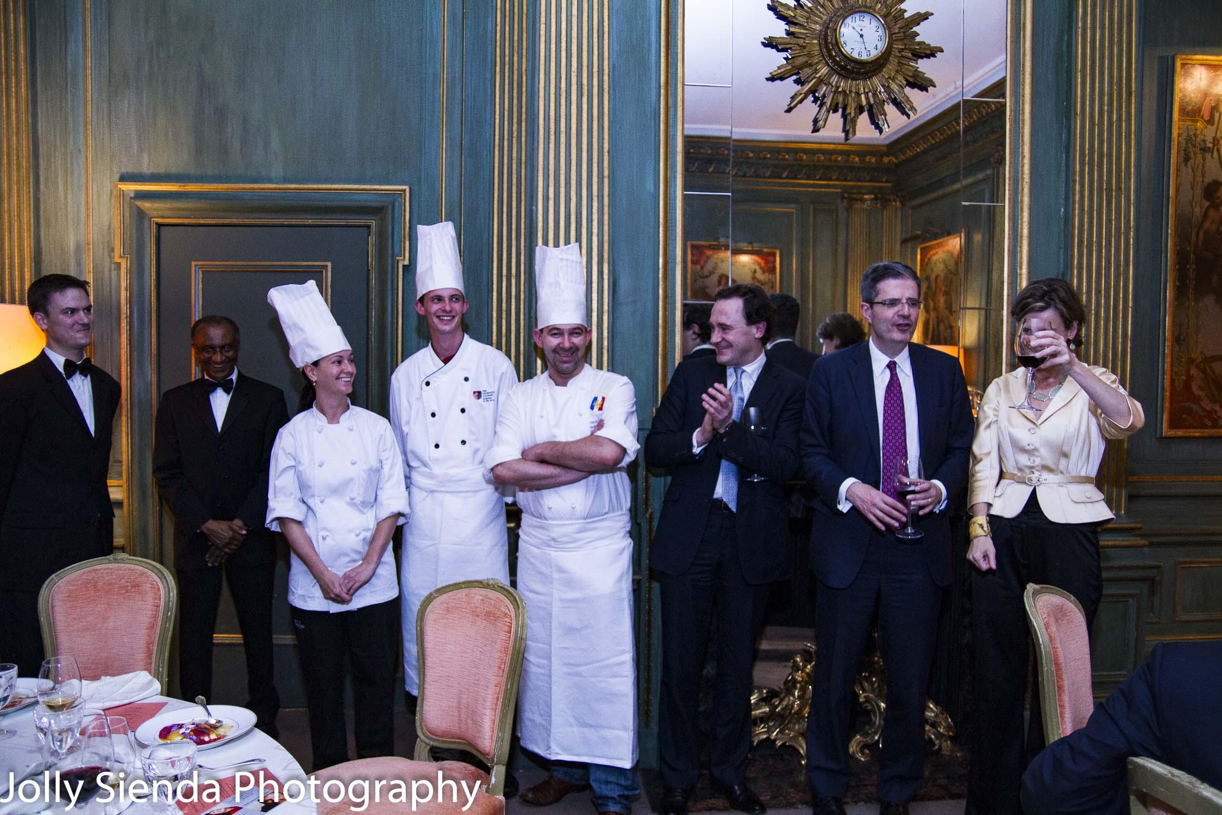 French Ambassadors Dinner