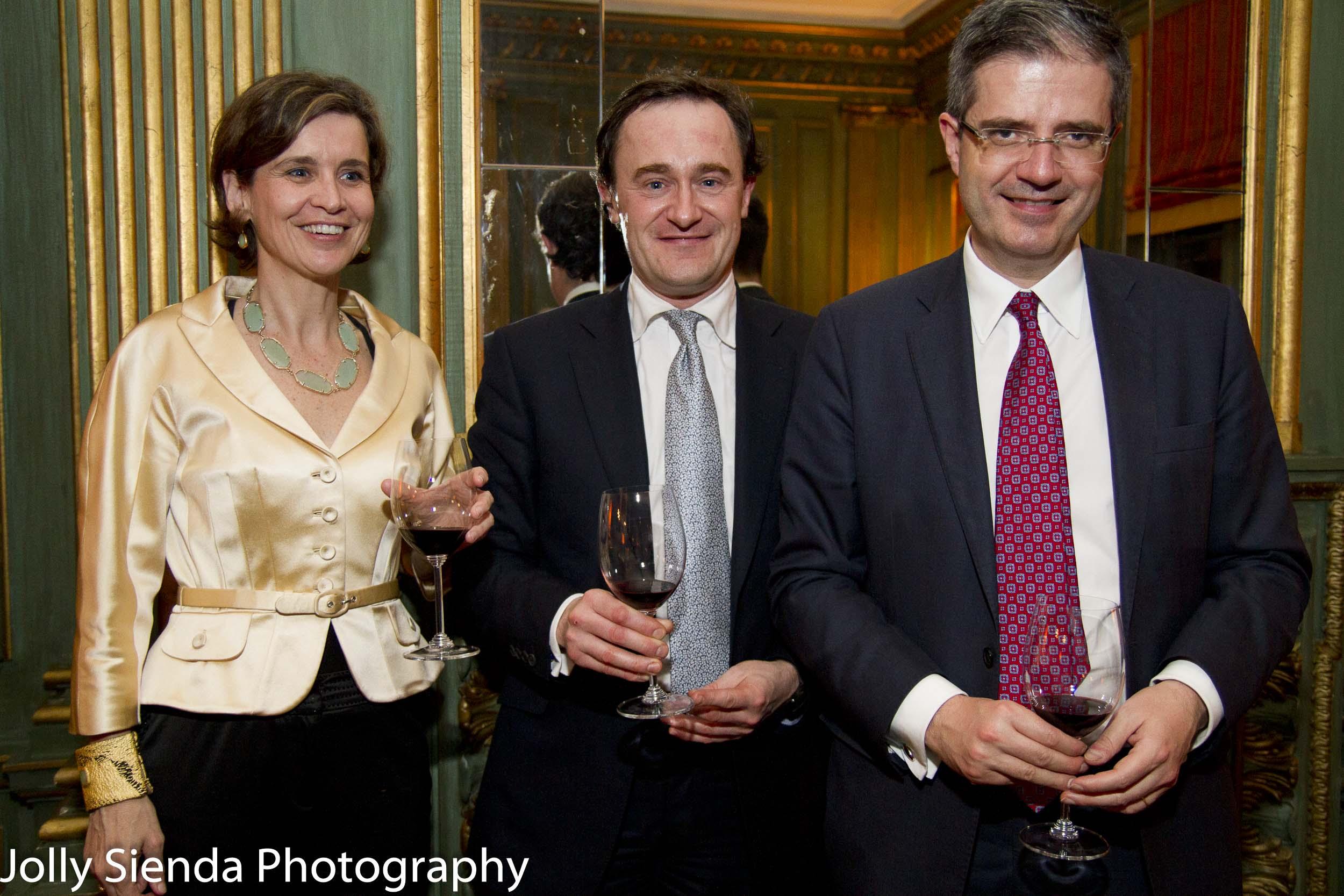 French Ambassadors Dinner, Heart's Delight Wine Auction