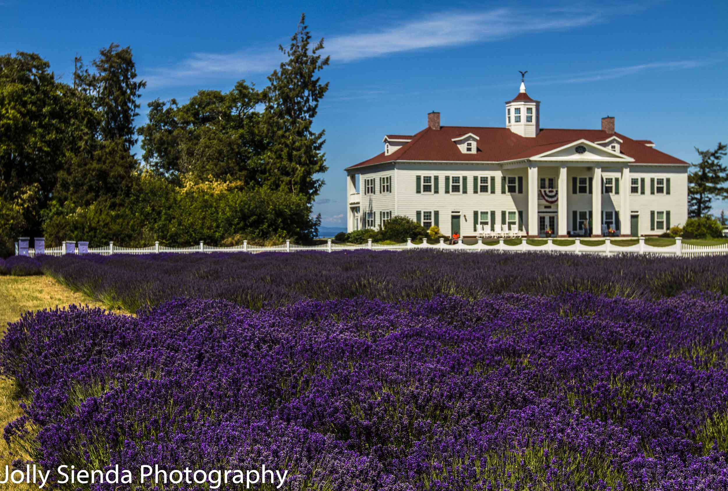 George Washington Inn and Estate, Port Angeles