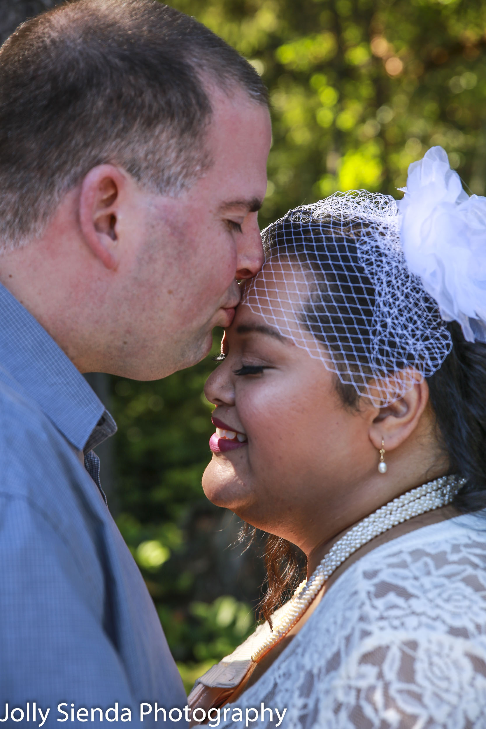 Nieves and Chad wedding portraiture
