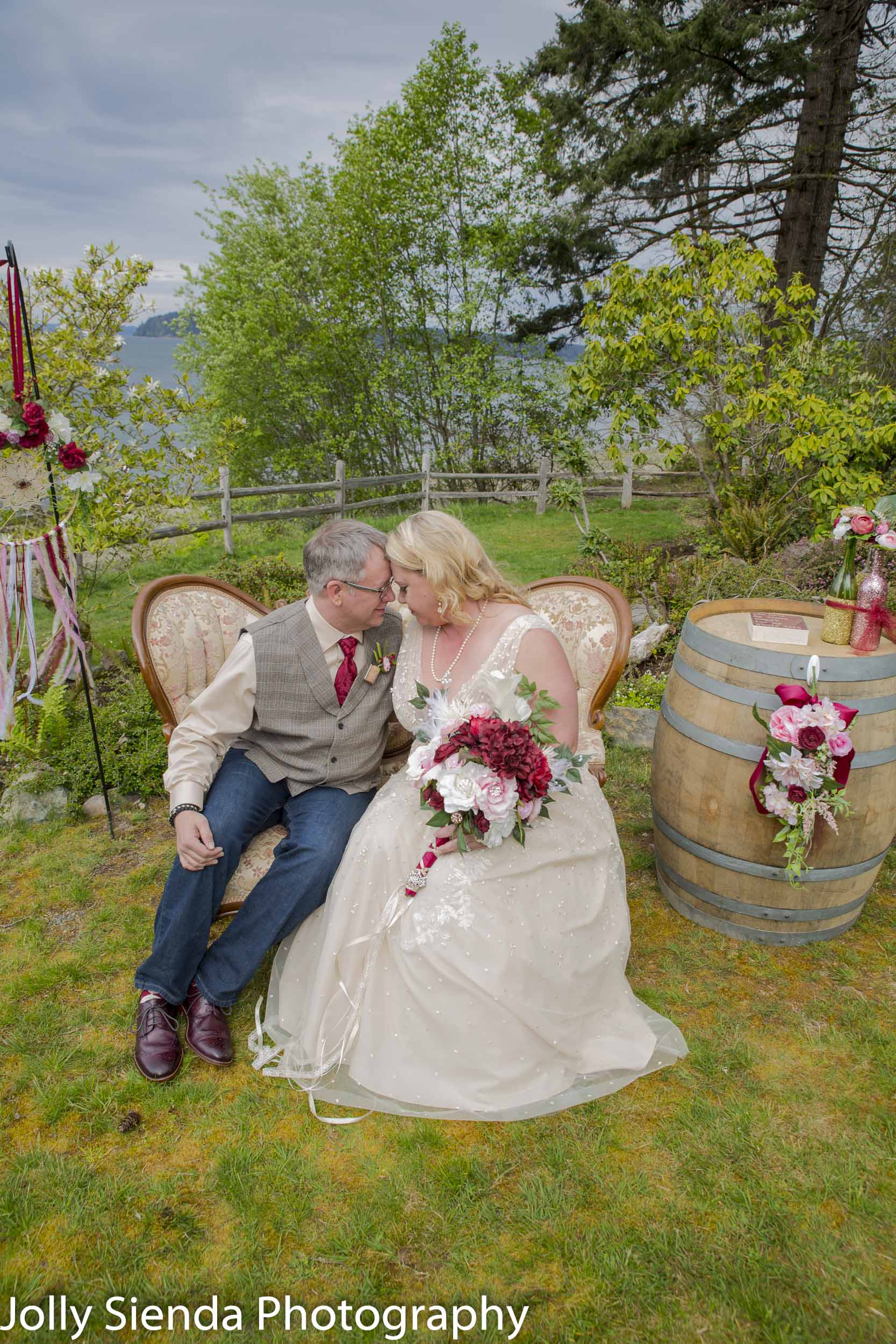 April and Brian Gage Wedding vintage wedding photography