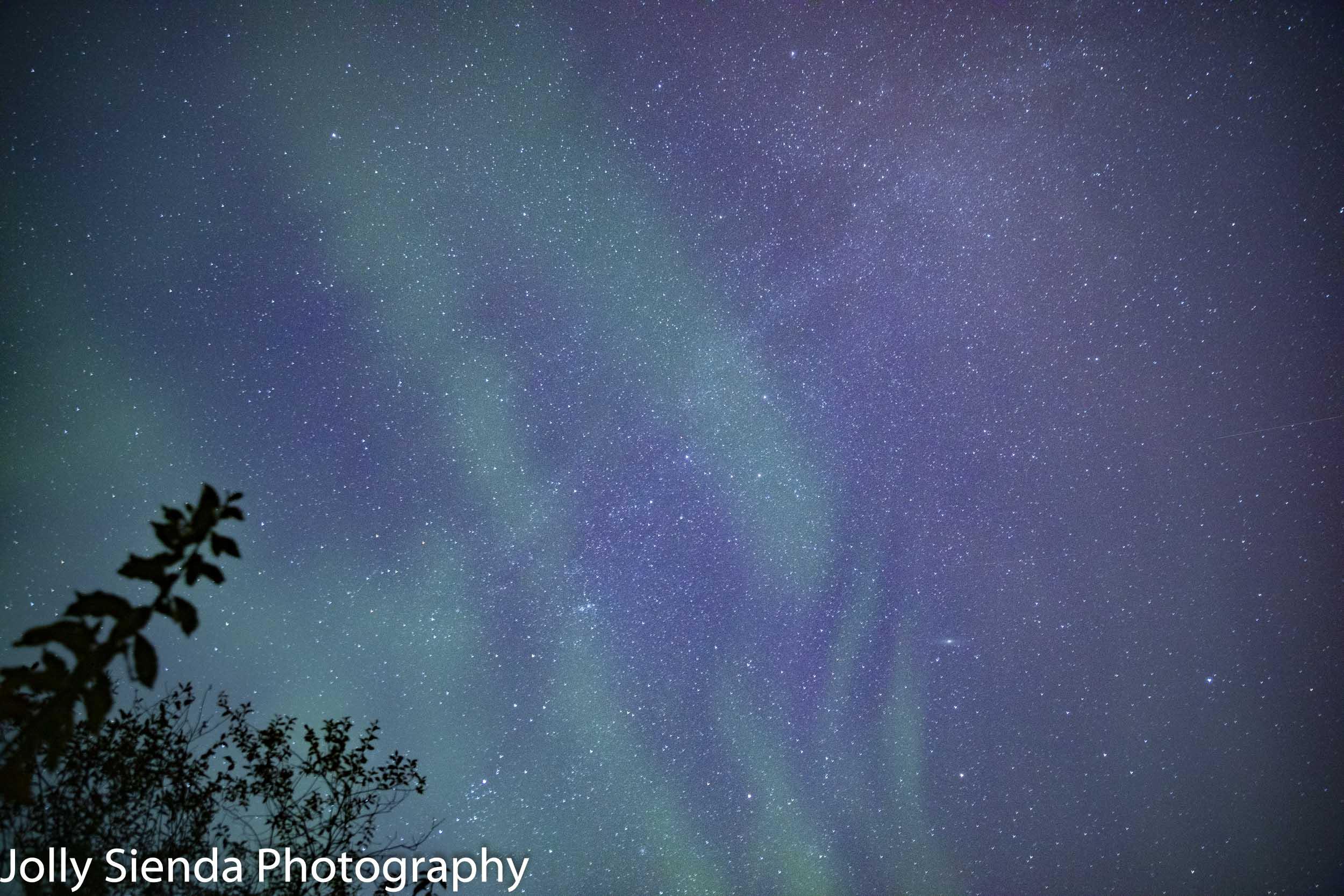 Fairbanks ranking at 3 for the Borealis Aurora Northern Lights, Fairbanks, September 5, 2019