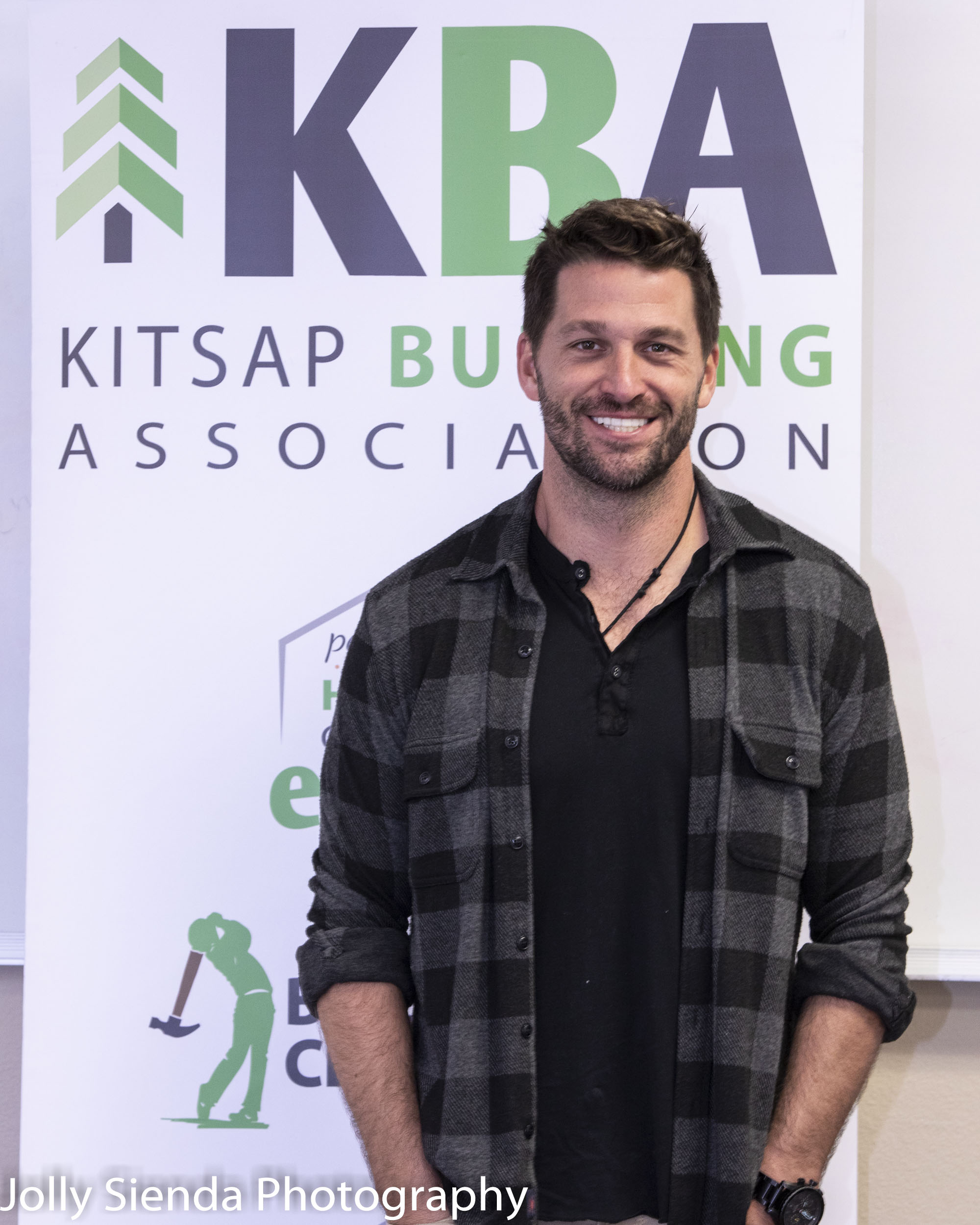 Brett Tutor, TLC's Trading Spaces, Peninsula Home & Garden Show